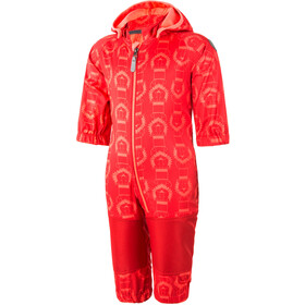 Color Kids Tajo Mini Softshell Haalari Lapset, racing red